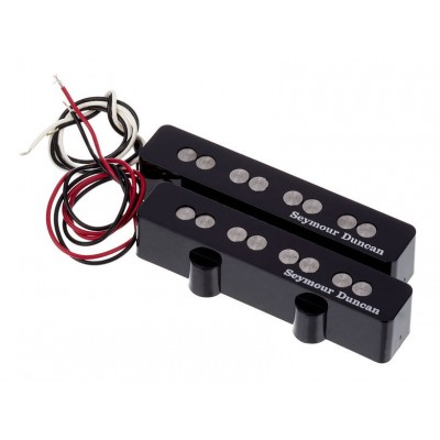 Seymour Duncan Quarter Pound Jazz Bass Set