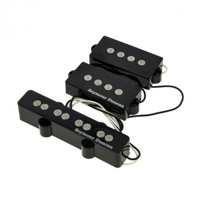 Seymour Duncan Quarter Pound P/J Bass Set
