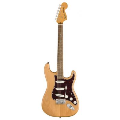 Fender SQ CV 70s Strat LRL NAT