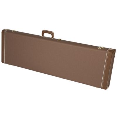 Fender G&G P-Bass Case BR/GD
