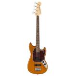 Fender Mustang Bass PJ Aged Natural