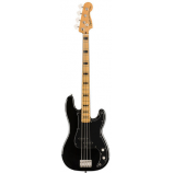 Fender SQ CV 70s P Bass MN BK
