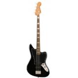 Fender SQ CV Jaguar Bass BK