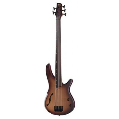Ibanez SRH505F-NNF Bass Workshop