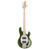 Sterling by Music Man StingRay 4 HH MN Olive