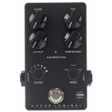 Darkglass Hyper Luminal Comp. LTD BK