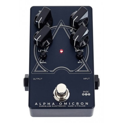 Darkglass Alpha Omicron Bass Distortion