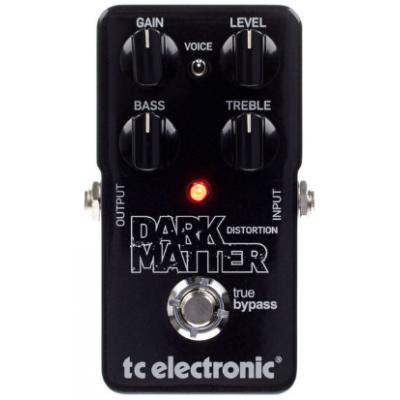 tc electronic Dark Matter Distortion