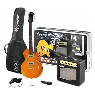 Epiphone Slash AFD LP Performance Pack