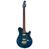 Music Man Axis Balboa Blue Quilt RW