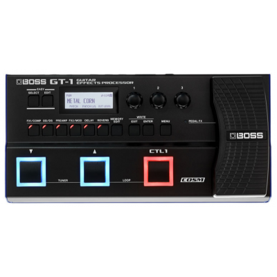 Boss GT-1 Guitar Multi-FX Pedal