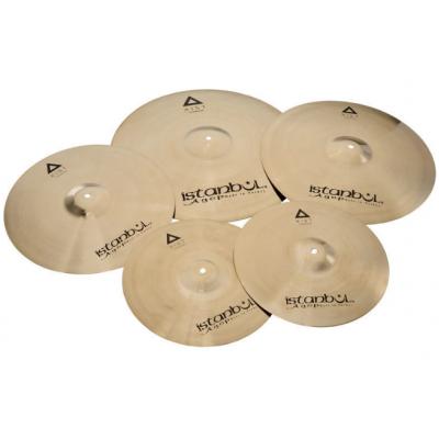 Istanbul Agop Xist Brilliant Cymbal Set Pro